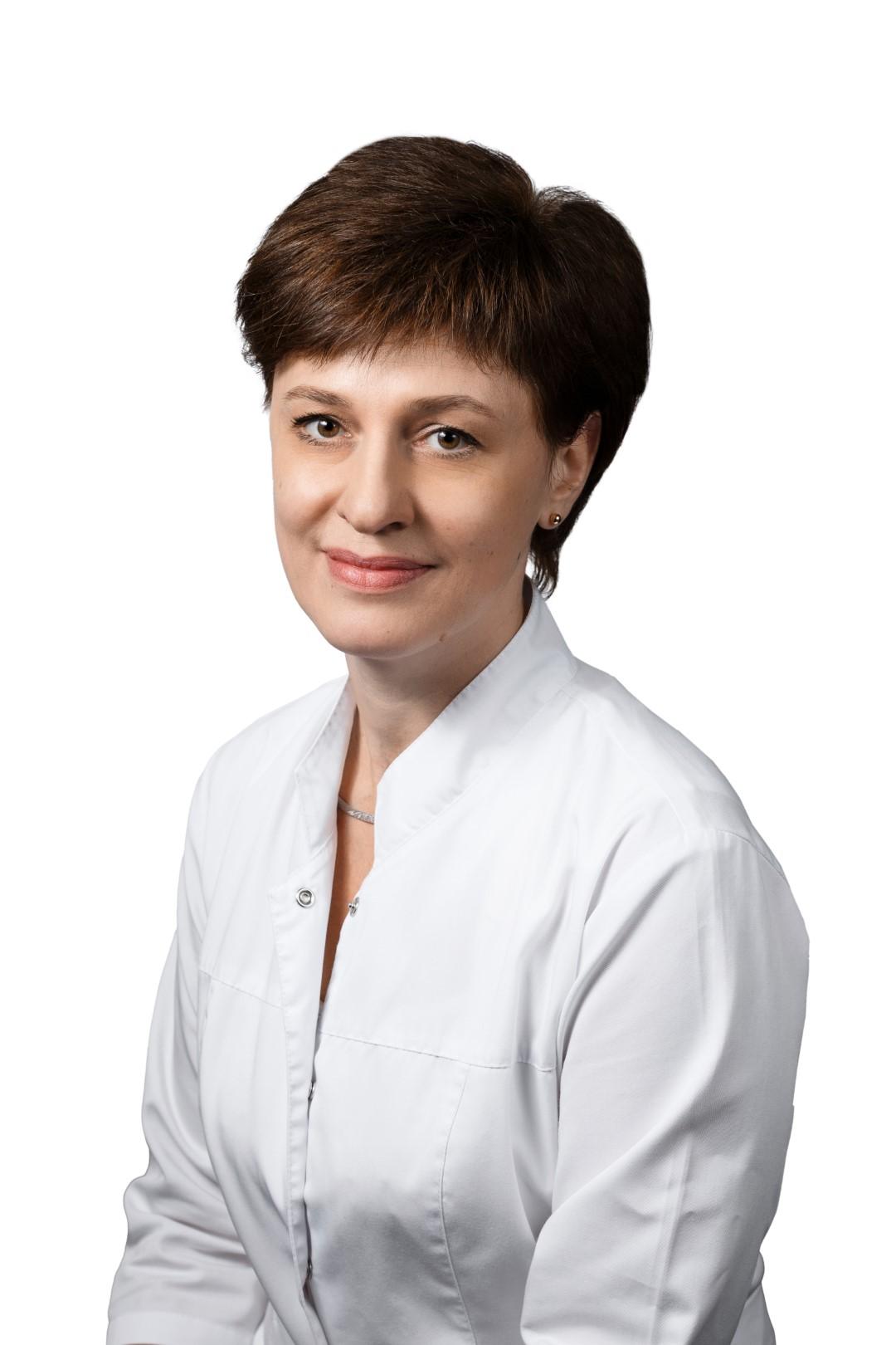 Тимошина Татьяна Михайловна