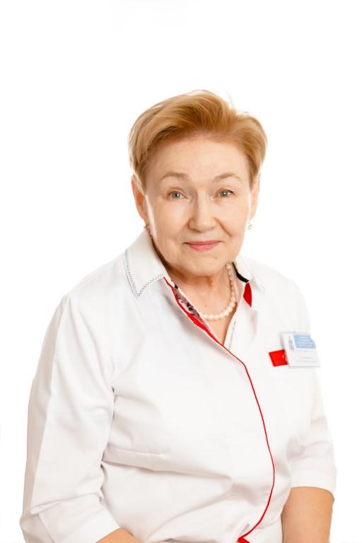 Бакулина Лариса Сергеевна