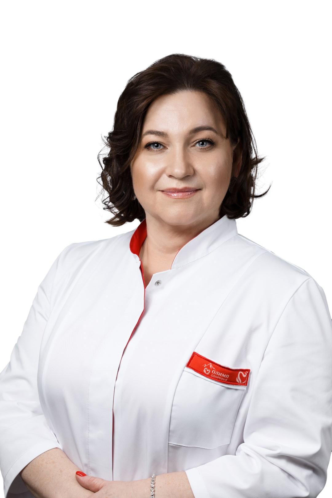 Борзых Евгения Владимировна