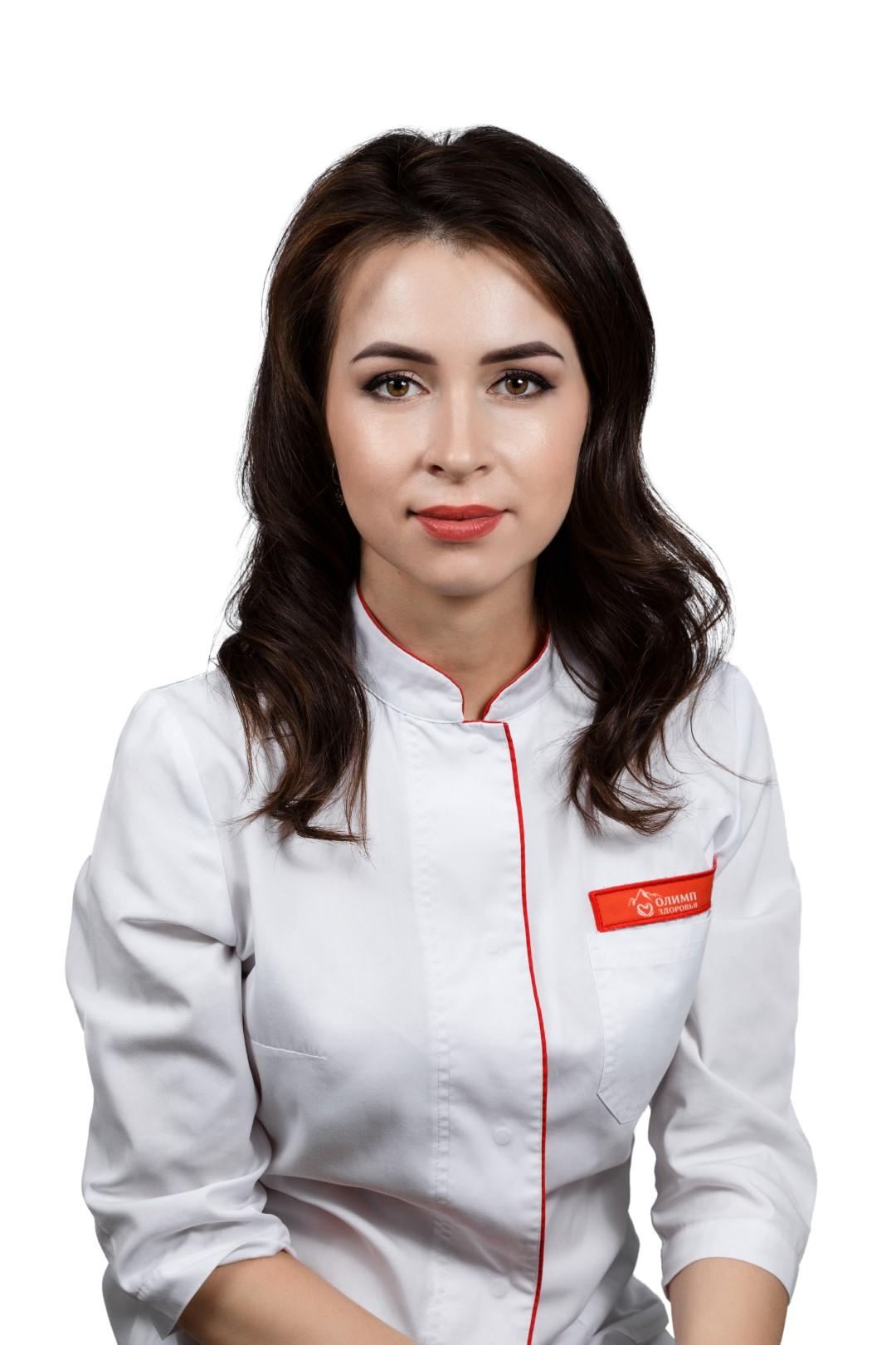 Сойменова Оксана Игоревна